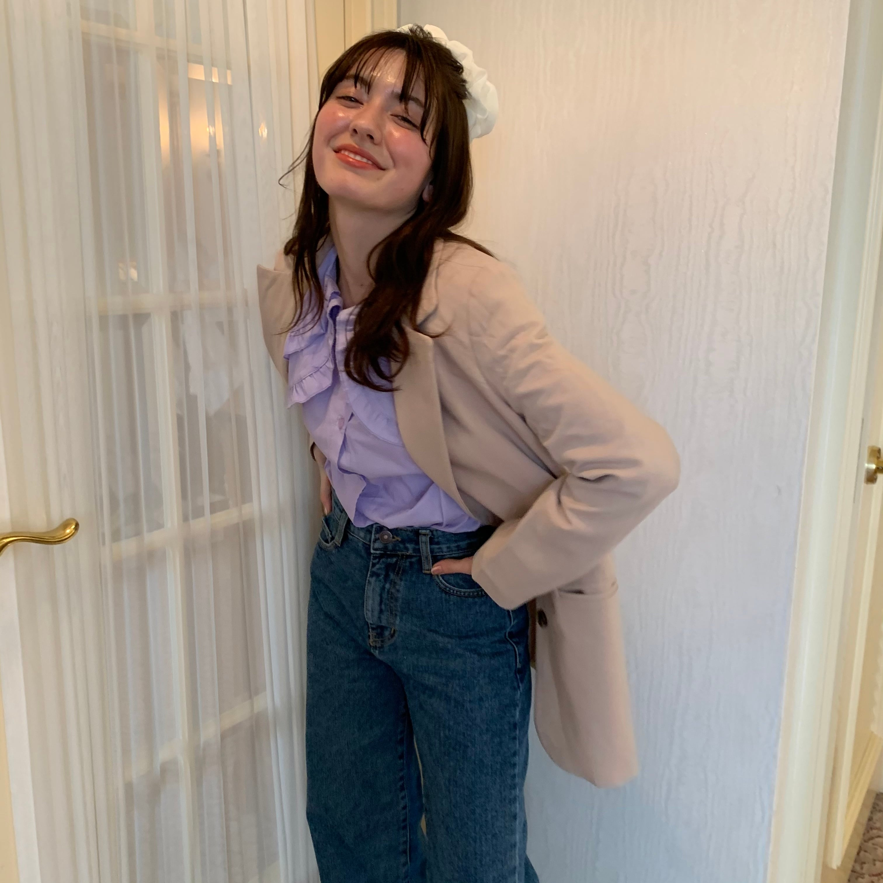 【LAST3】pastel jacket