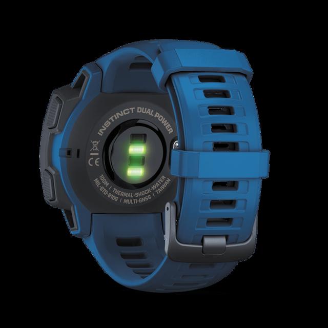 Instinct Dual Power Tidal Blue