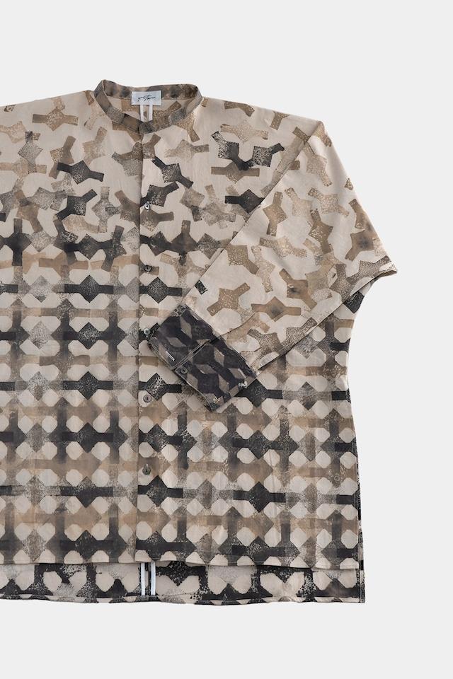 quitan × SHIORI MUKAI シャツ QS 0005 - Islamic