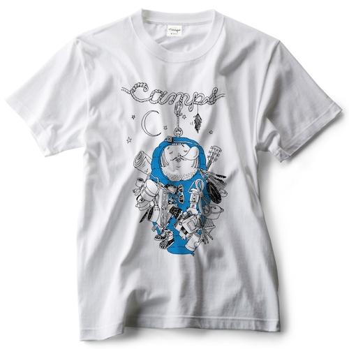 CAMPS キャンプTシャツ【みのむし】
