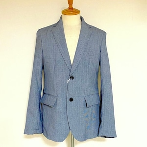 TR Stretch Tailored Jacket Gray