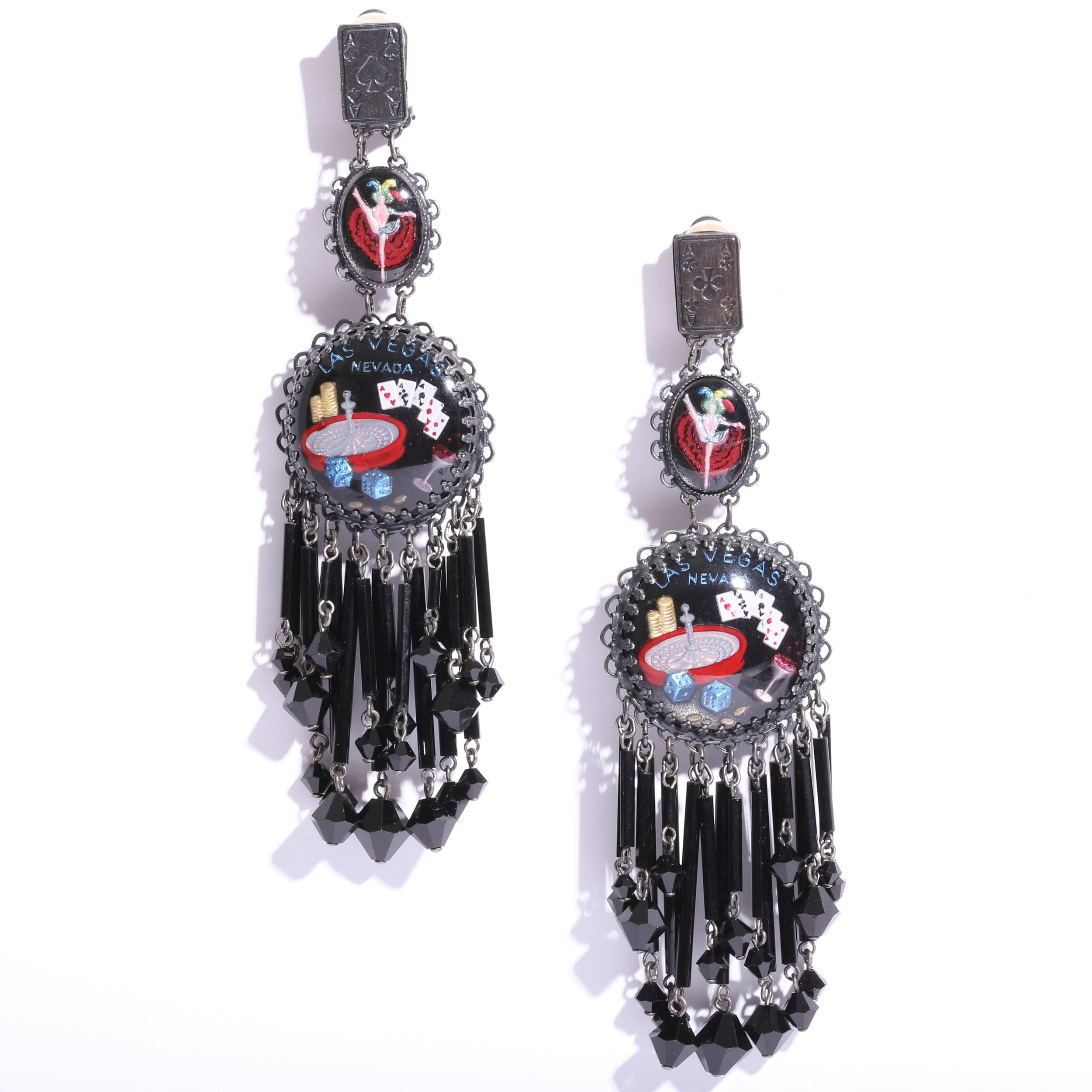 Las Vegas Cabaret earring 125イヤリング