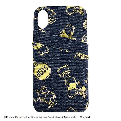 PRINT/POOH iPhone CASE/YY-D016 YE