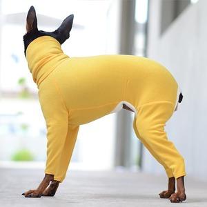 ぴったりロンパース banana yellow