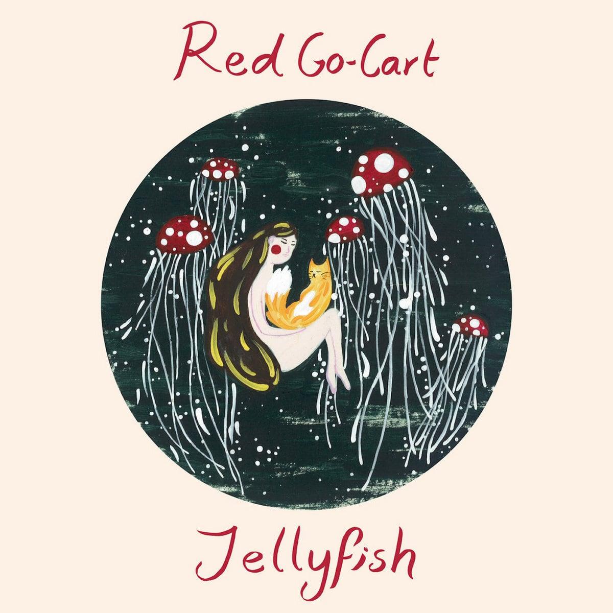 "red go-cart - Jellyfish (Flexi Disc 7"")"