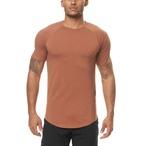 【ASRV】Supima® エスタブリッシュTシャツ - Red Clay