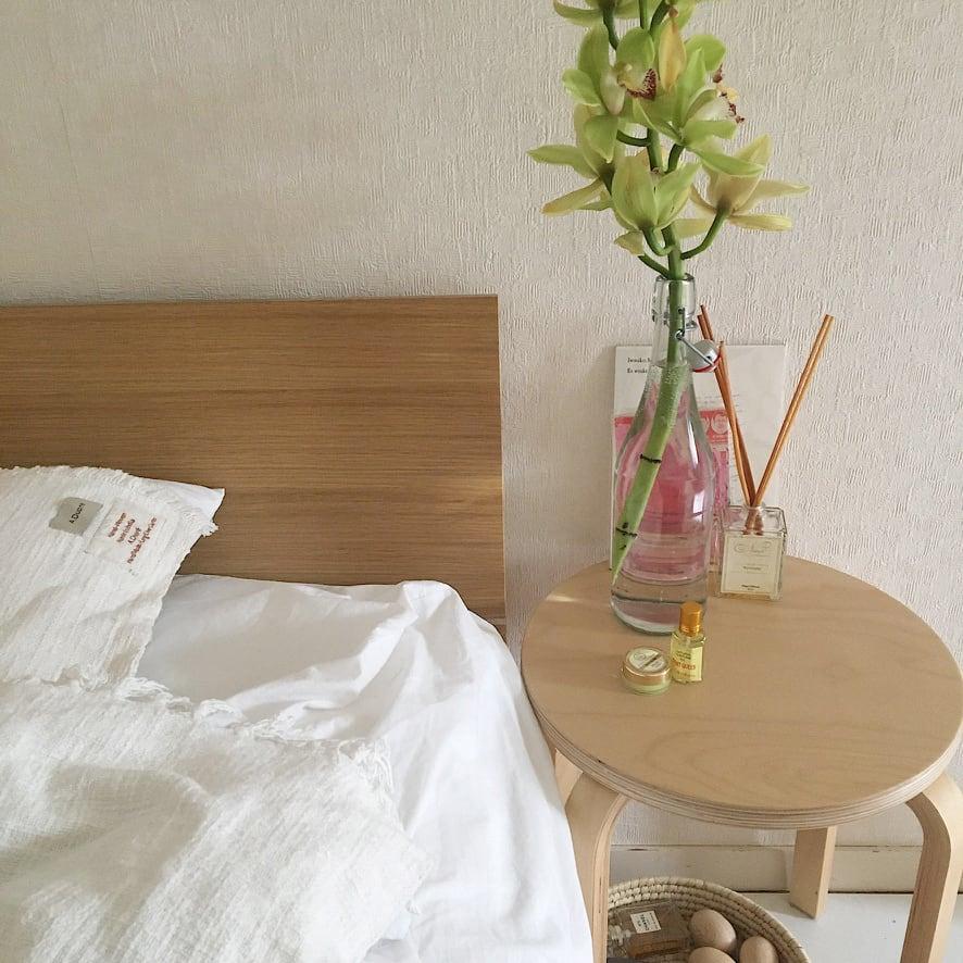 Organic Cotton Face Towel (Hand-woven)