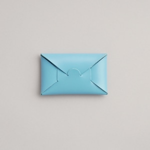 "i ro se seamless card case Limited Color ""SKY BLUE"""