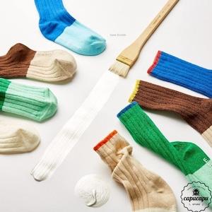 «sold out» tone tone socks 4set  トーントーン ソックス 靴下