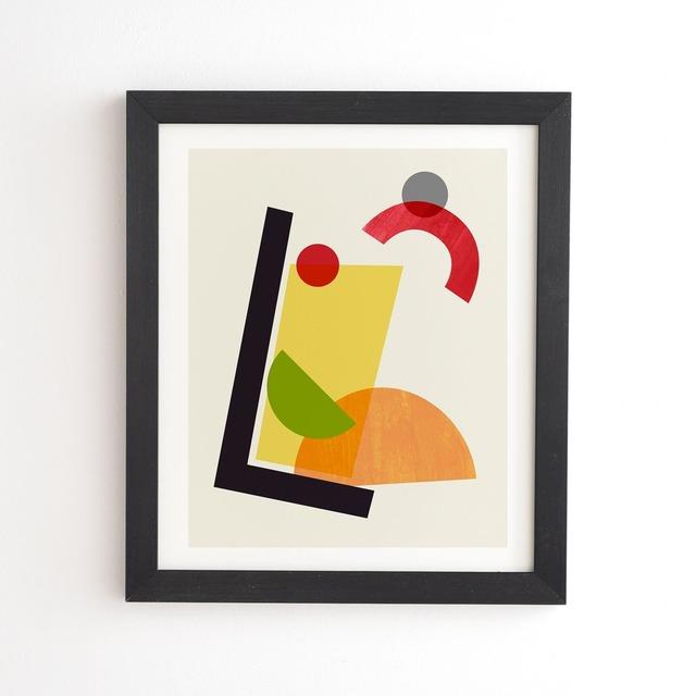フレーム入りアートプリント MY COCKTAIL II TOM COLLINS BY TREVOR【受注生産品: 11月下旬頃入荷分 オーダー受付中】