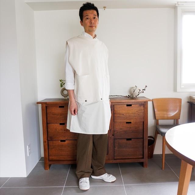 【MADE IN JAPAN】MULTI WAYS WORK WEAR / SLEEVELESS / SHORT