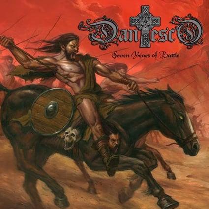 "DANTESCO ""7 Years Of Battle"" (輸入盤)"