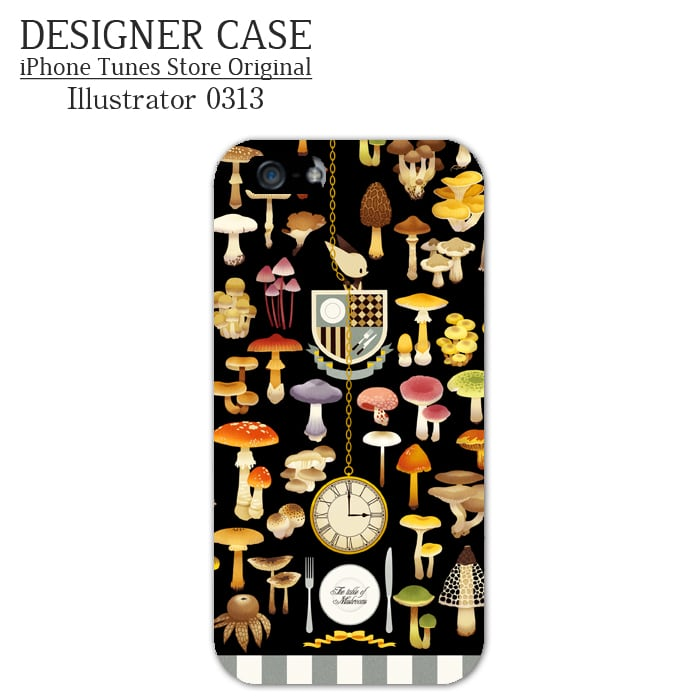 iPhone6 Plus Hard Case[Kinoko no shokutaku] Illustrator:0313