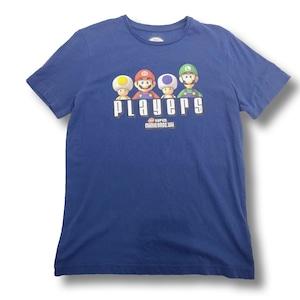 【SUPER MARIO BROS.】 Tシャツ