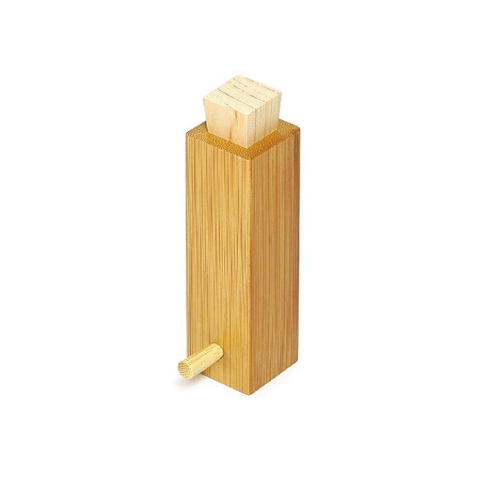 すす竹磨き七味入れ 【29-025】
