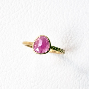 Ruby Ring(CR017-RU)