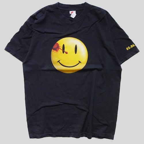 00年代 ウォッチメン 映画 Tシャツ 【L】   アメコミ アメリカ ヴィンテージ 古着