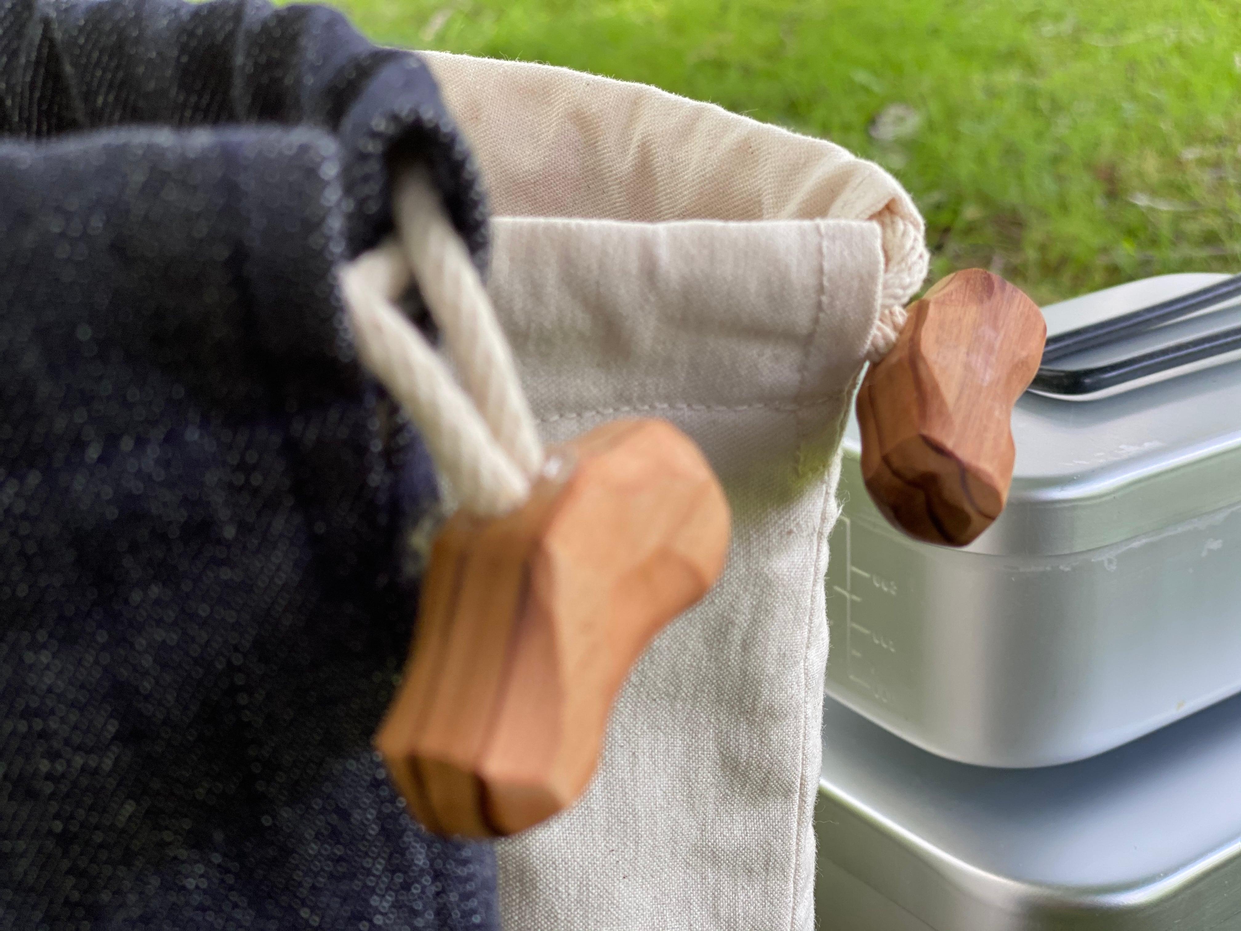 """Chokai noichi outdoor """"あそんでばかりの大人が作ったこだわりメスティンケース"""" レギュラーサイズ"""" (ケースのみ)"""