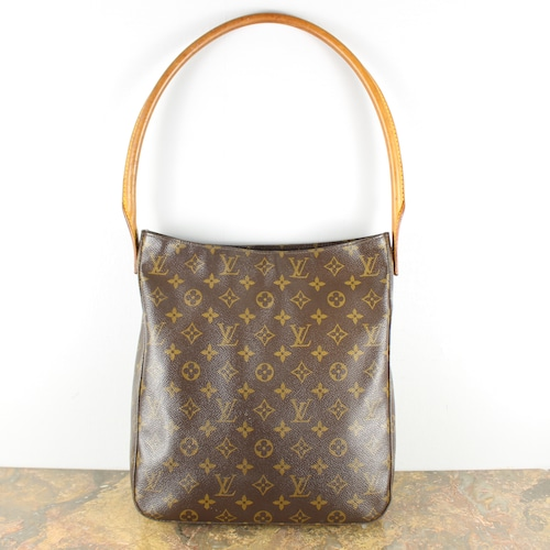 .LOUIS VUITTON M51145 MI1929 MONOGRAM PATTERNED BAG TOTE BAG MADE IN FRANCE/ルイヴィトンルーピングモノグラムトートバッグ2000000051147