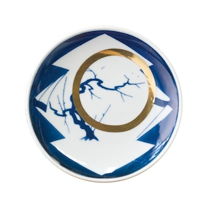amabro (アマブロ)  MAME (豆皿) 【松皮菱文皿】