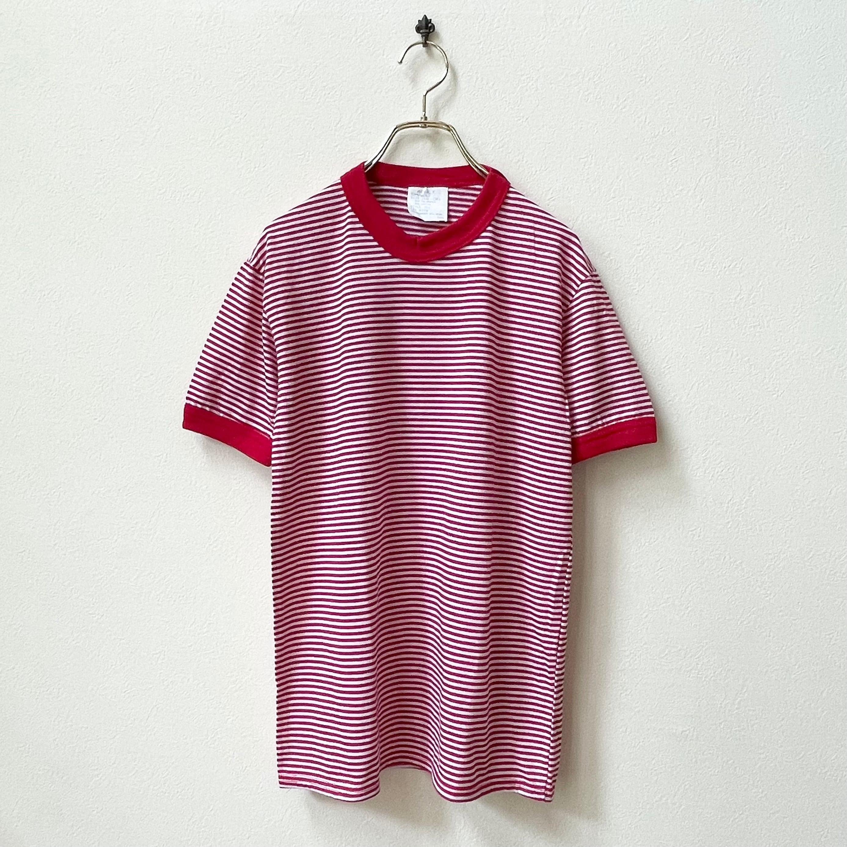 90年代 MERRYGARDEN メリーガーデン USA製 デッドストック リンガーTシャツ