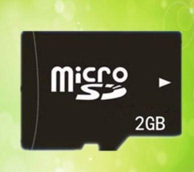 マイクロSDカード2GB◆K110&K130の2機分又はOMP S720用1機分プロポデータ,ネオヘリで機体購入者のみ販売可