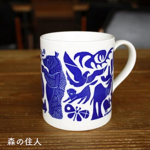 【福田利之】FOOD(マグカップ)「森の住人」