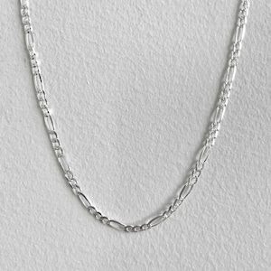 【SV1-47】16inch silver chain necklace