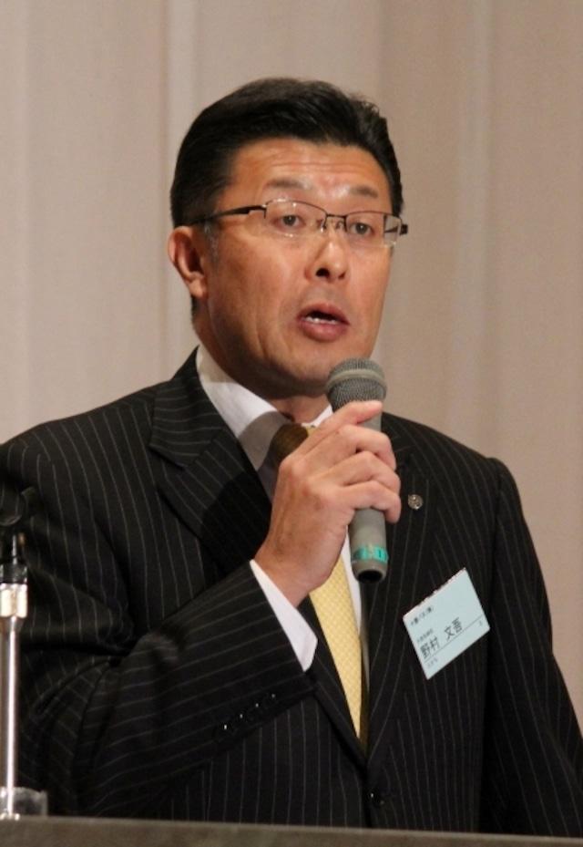 野村 文吾  / 十勝バス株式会社 代表取締役社長