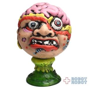 キッドロボット マッドボール ビニールミニフィギュア バッシュ・ブレイン