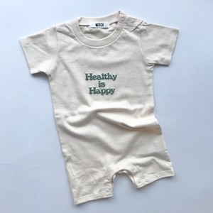 Healthy is Happy Rompers 80