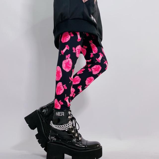 LEGGINGS PANTS【赤林檎】