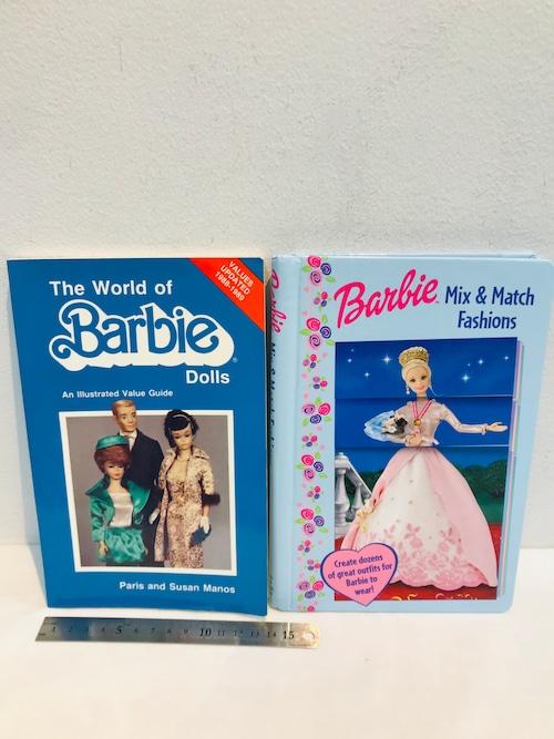 Barbie  バービー  2冊