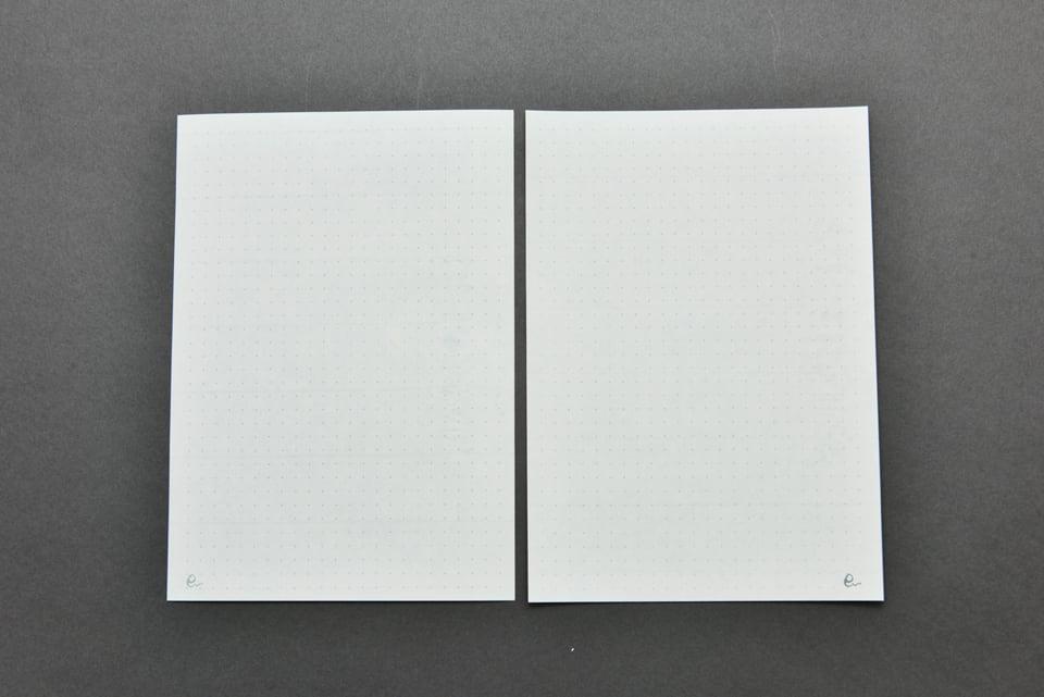 オリジナルリングノート詰め替え用リフィル(ドット)