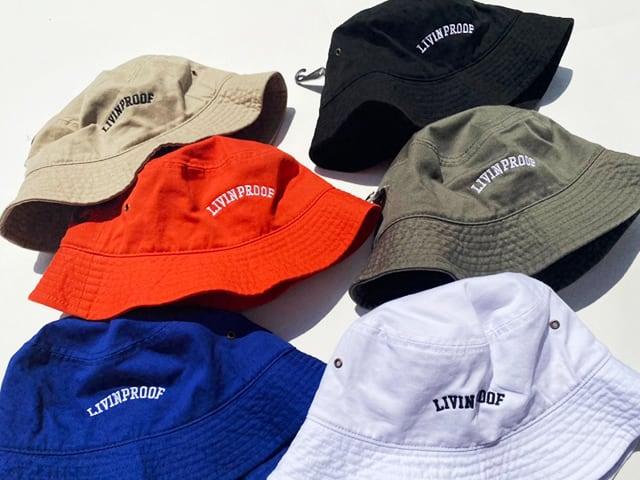 PROOF Logo Bucket Hat
