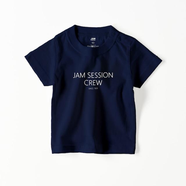 JAM SESSION CREW BABY T (NAVY)