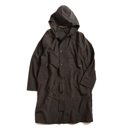 Postalco/Four Vent Long Rain Jacket/Mountain Green