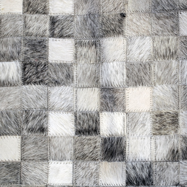 ハラコ Patchwork Rug モザイク 1400×2000mm[REAL Style]