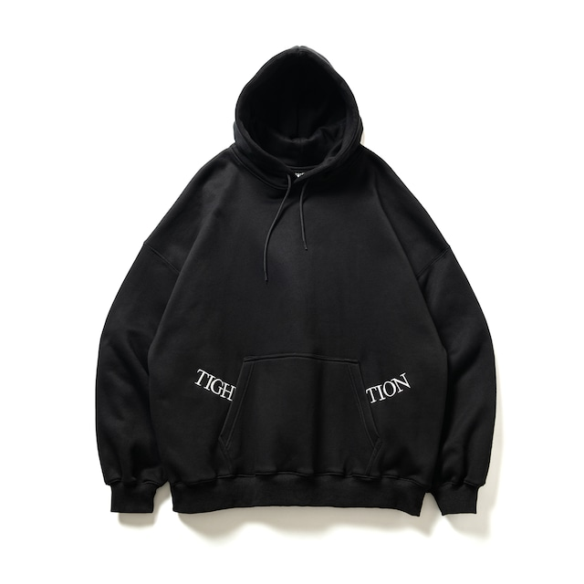 TIGHTBOOTH PRODUCTION STRAIGHT UP HOODIE BLACK