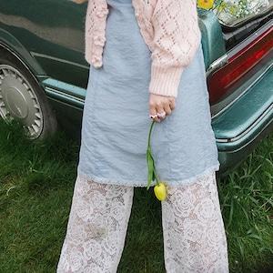 〔Designer+ 〕lace Pants