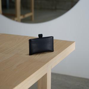 【21SS / BLACK】CARD CASE