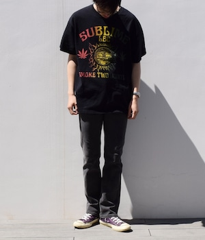 USED BAND T-SHIRT -SUBLIME-