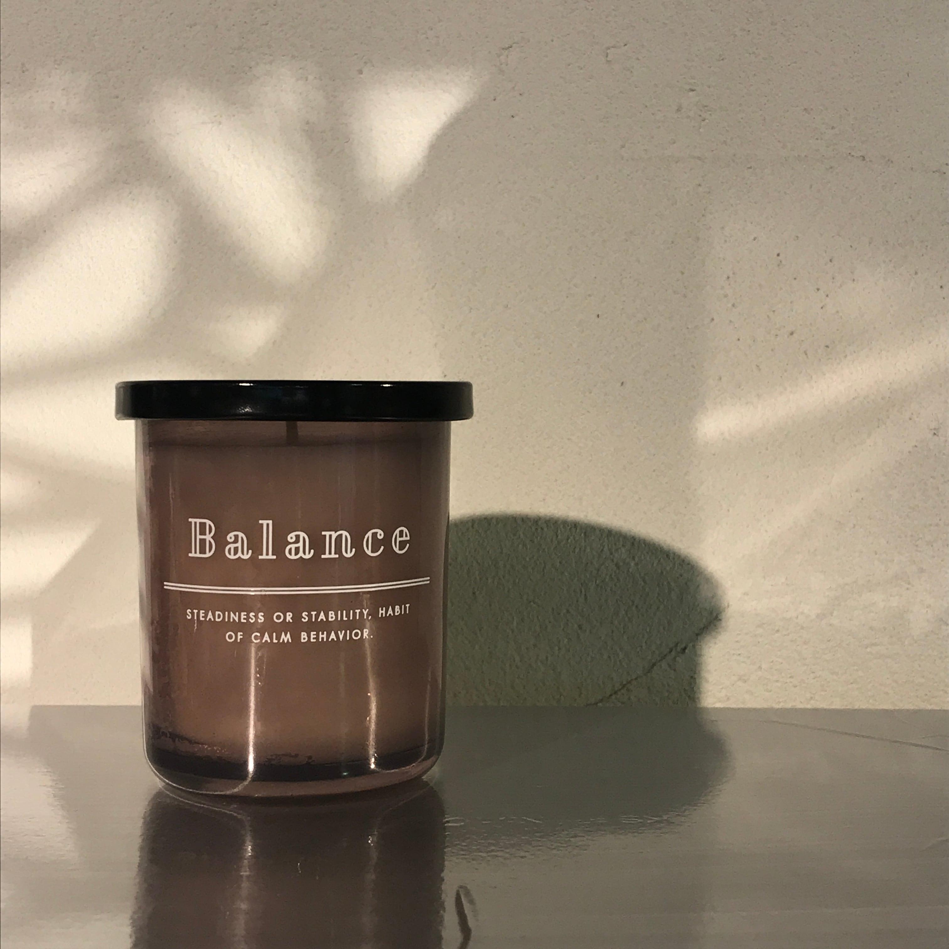 【Dw Home  Candles】Balance【アロマキャンドル】