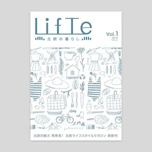 雑誌 LifTe 北欧の暮らし Vol.01