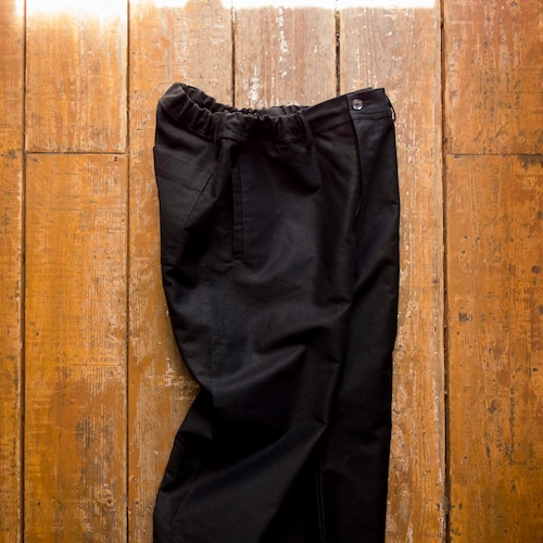 [ACTS] WIDE EASY PANTS  A52003 (BLACK)