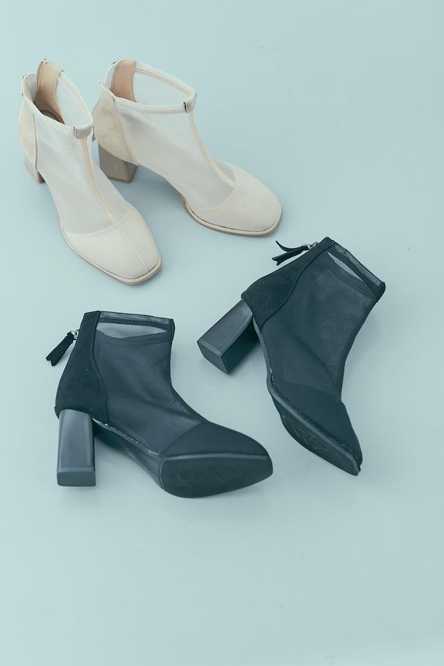 sheer boots