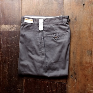 New Old Stock !! 1950-60s SEARS LUSTER CHINO Work Pants / シアーズ デッドストック