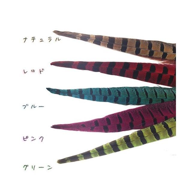 キジ羽根【2本セット】