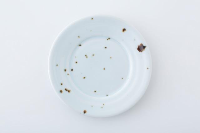リム皿:7寸(01) / 人見 和樹