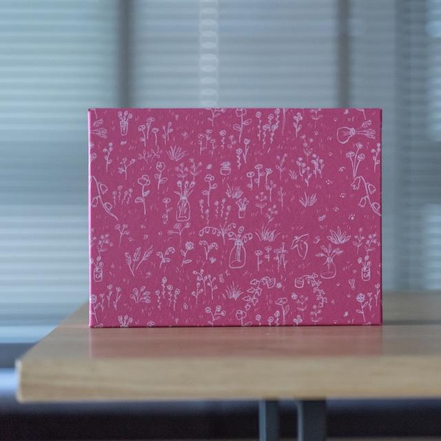 ジブリグッズファン×Paper message 当店オリジナルBOX(フラワー)